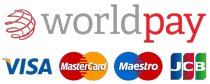 worldpay Payments accepted