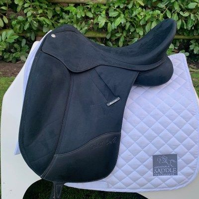 "Wintec 17.5"" Isabell Werth Dressage (S2133)"